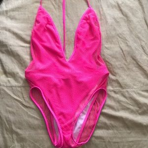Misguided swimsuit NWT